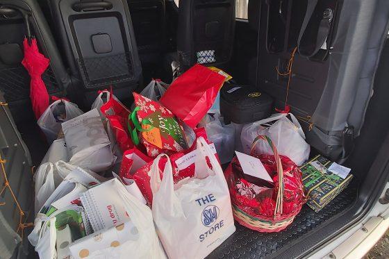 Suntown Christmas Gift-giving 2020