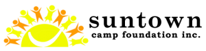 Large suntown logo