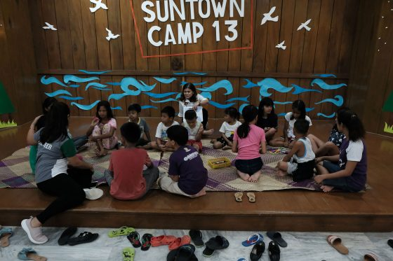 Suntown Camp 13: Lighting Lamps Gallery