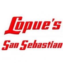 Lopue's San Sebastian
