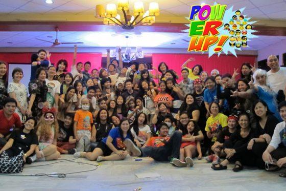 Suntown Camp 7: Power Up!