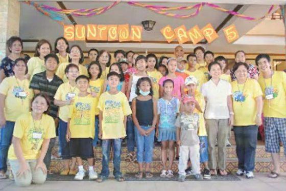 Suntown Camp 5: A Touch of Magic